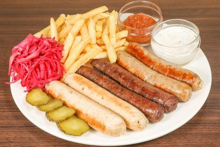Ассорти колбасок