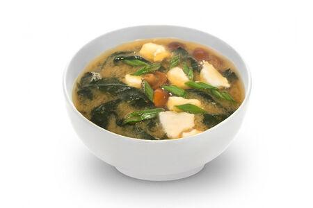 Суп Мисо классический