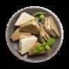 Фото к позиции меню Набор клаб сэндвичей мясной для пикника