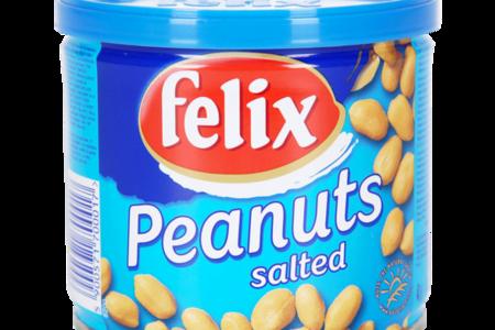 Арахис жареный соленый, Felix