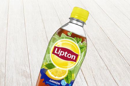 Липтон Айс Ти Лимонный