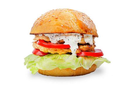 Двойной бургер Гуру классик дабл
