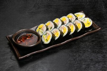 Кимбаб с тунцом