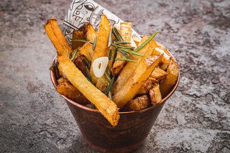 Картофельные чипсы Skinny fries