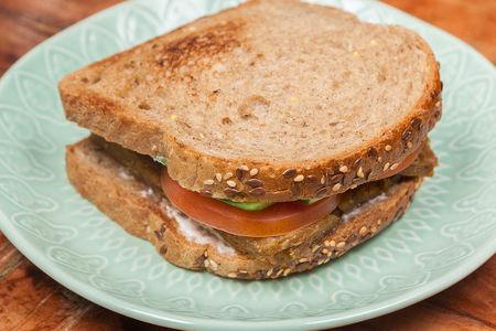 Сэндвич с сейтаном