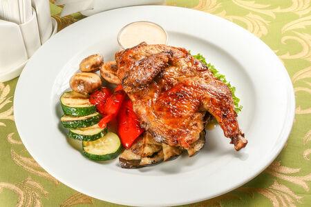 Цыпленок По-мексикански
