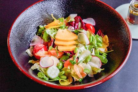 Салат Одиннадцать овощей