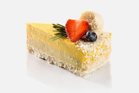 Десерт Манго и дыня