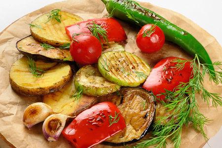 Овощи гриль ассорти
