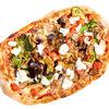 Фото к позиции меню Пицца с овощами и сыром Фета