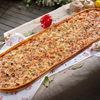 Фото к позиции меню Метровая пицца Брутальная