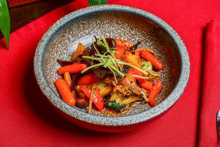 Вок Овощи по-китайски