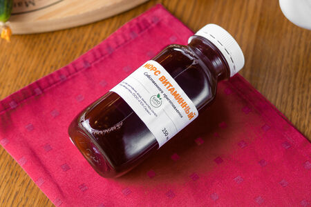 Морс витаминный с шиповником