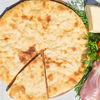 Фото к позиции меню Осетинский пирог с индейкой и сыром (1200 г)