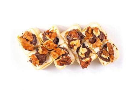 Десертный ролл Шоколадный