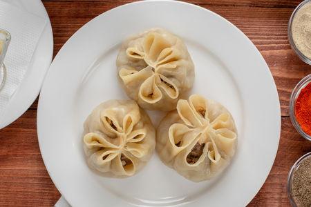 Буузы монгольские