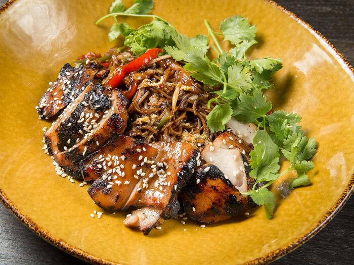 Тайский цыпленок