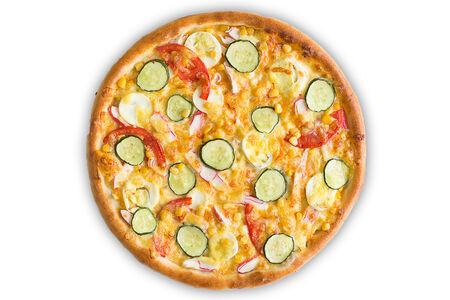 Пицца Нежный краб