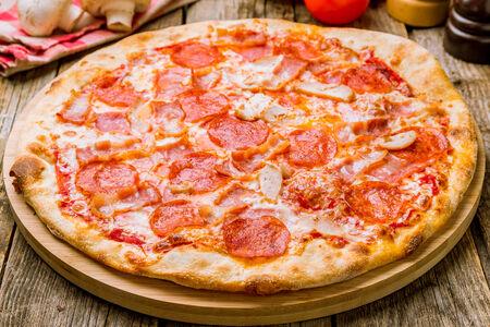 Пицца Zапекали