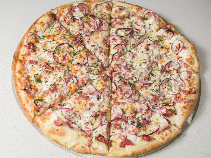 Пицца Чесночная