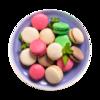 Фото к позиции меню Набор пирожных Макарони Selection
