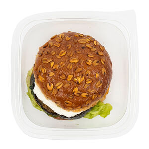 Сэндвич баклажан-козий сыр «Братья Караваевы»
