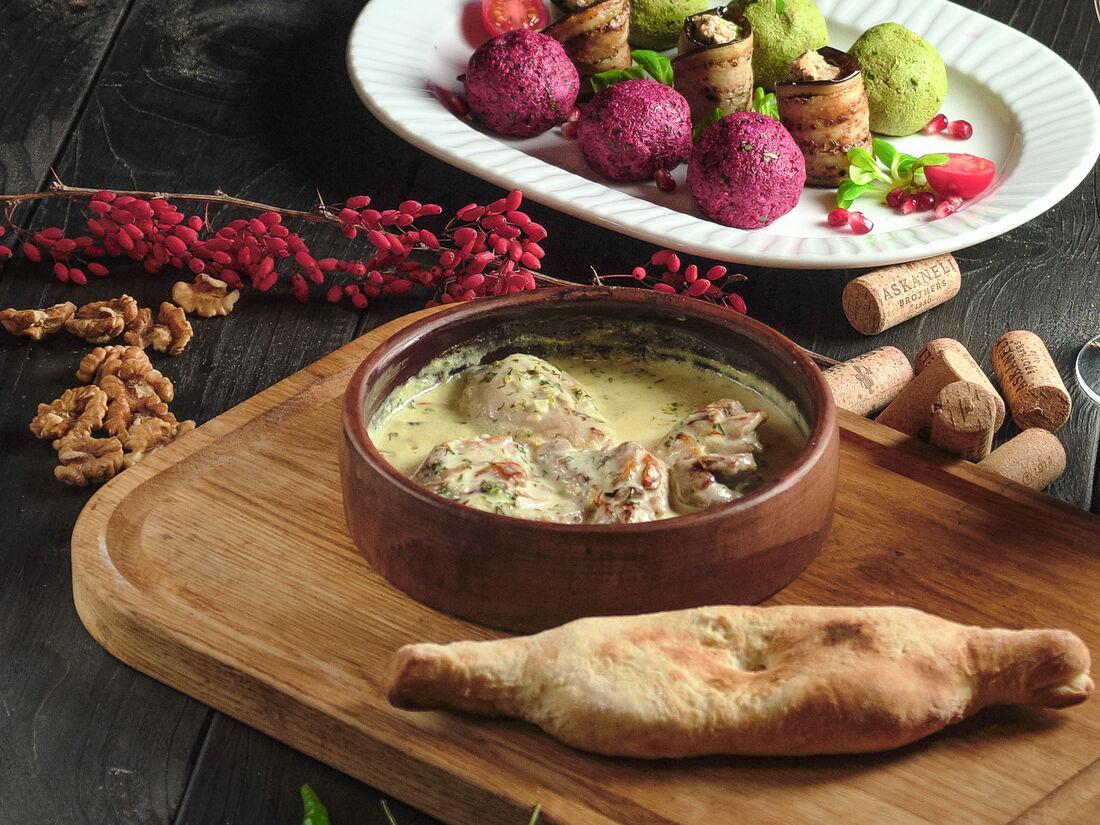 Хинкальная грузинский ресторан