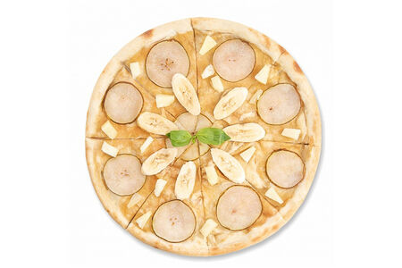 Пицца Фруктовая на яблочном пюре