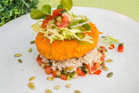 Фитобургер вегетарианский