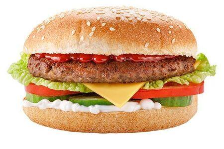Чизбургер большой
