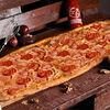Фото к позиции меню Пицца Мясная метровая
