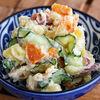 Фото к позиции меню Японский картофельный салат