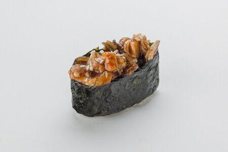 Суши Унаги гункана