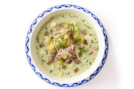 Суп Чалоп с айраном