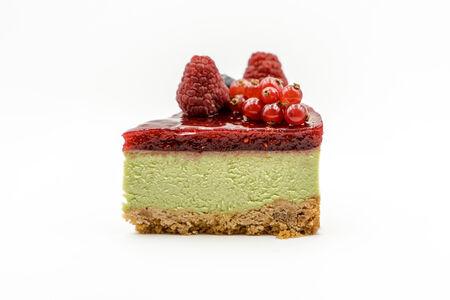 Торт Фрамбуазье порционный