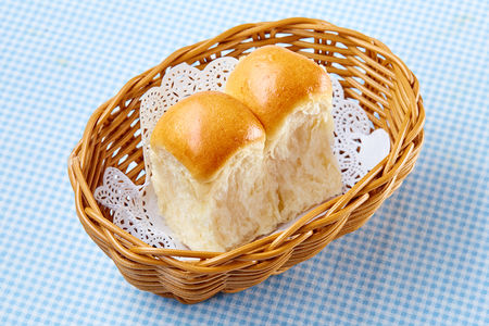 Пампушки с чесночным соусом (2)