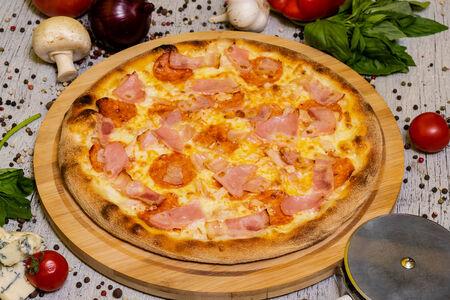 Пицца Сливочная Запекали