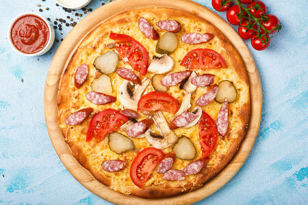 Пицца Охотничья