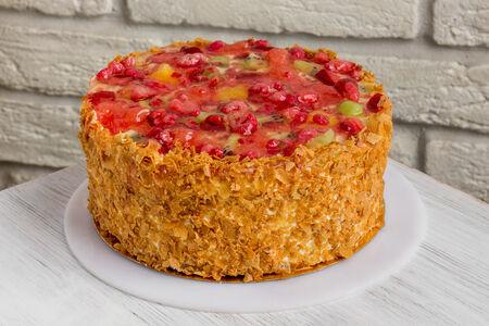 Торт Фруктовый взрыв