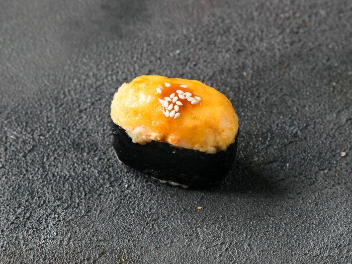 Суши Краб запеченный