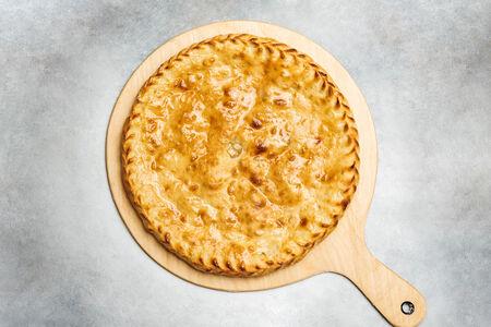 Пирог с грушей
