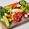 Фото к позиции меню Ассорти из свежих овощей