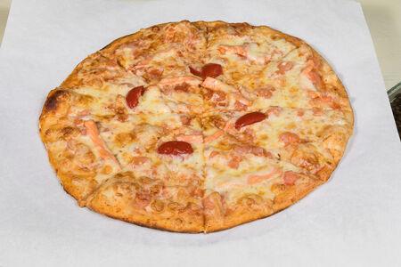 Пицца На дне