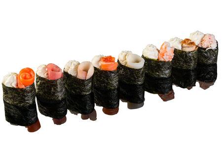 Суши-чиз Тунец