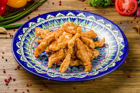 Наггетсы куриные по-ташкентски