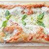 Фото к позиции меню Римская пицца Маргарита