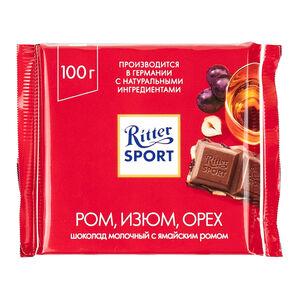 Ritter Sport ром-изюм-орехи