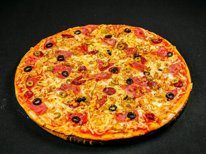 Пицца Мясной гурман