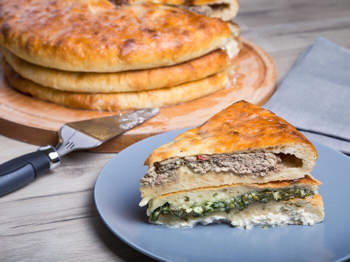 Осетинские пироги от Забавы