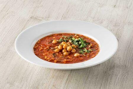 Суп из чечевицы пост